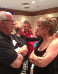Doug Knutson and Sue Johnson - serious stuff!!